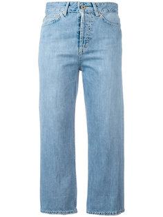 укороченные джинсы Shocking Dondup