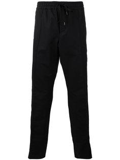 спортивные брюки с эластичным поясом Kenzo