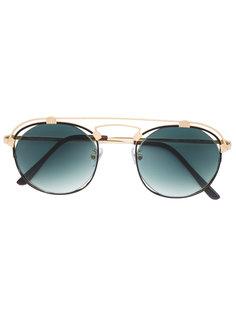 солнцезащитные очки с круглыми линзами Spektre