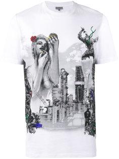 футболка The Refinery  Lanvin