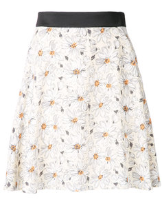 мини-юбка с принтом маргариток Guild Prime