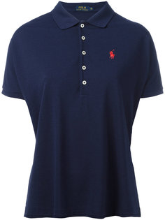 рубашка-поло свободного кроя Polo Ralph Lauren