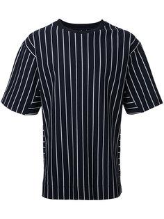 футболка в полоску Juun.J
