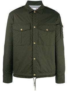 легкая куртка Moncler Gamme Bleu