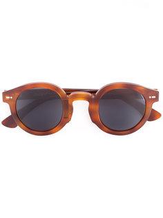 солнцезащитные очки в круглой оправе Movitra