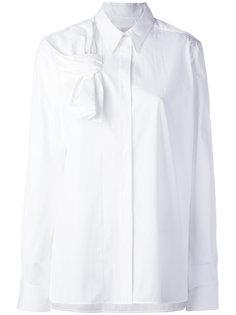 рубашка с узлом Victoria Victoria Beckham