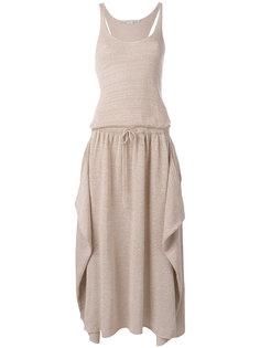 платье миди Stella McCartney