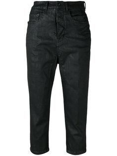 укороченные джинсы скинни Rick Owens DRKSHDW