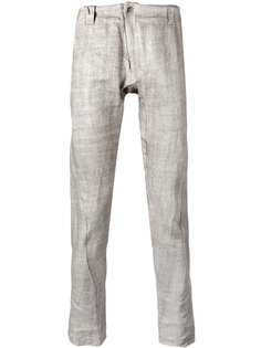брюки с панельным дизайном Devoa