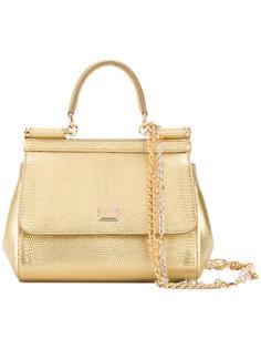 сумка-тоут Sicily средних размеров Dolce & Gabbana