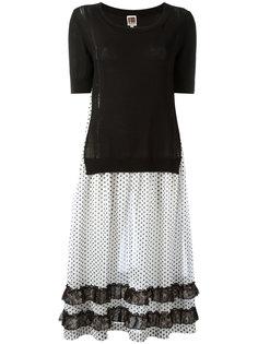 платье-свитер 2-в-1 IM Isola Marras