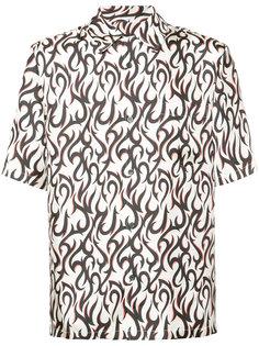 рубашка с короткими рукавами Hawaiian Alexander Wang