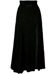 плиссированная юбка Prabal Gurung