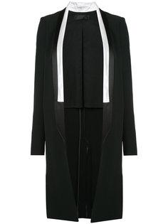 удлиненный пиджак Haider Ackermann