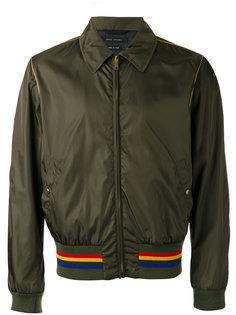 куртка с контрастной полосой Marc Jacobs