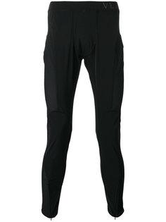 брюки скинни Versace