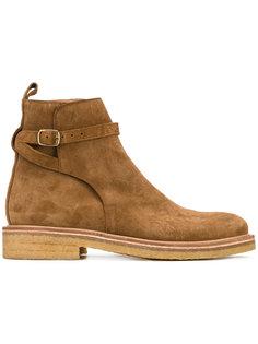ботинки с ремешками Ami Alexandre Mattiussi