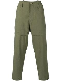 брюки Oamc