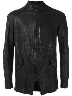 куртка с приспущенными плечами Salvatore Santoro