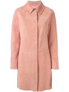 приталенное пальто  Drome