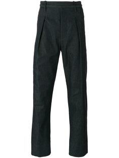 брюки строгого кроя Lemaire