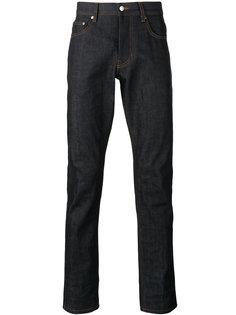 джинсы с 5 карманами ami Ami Alexandre Mattiussi