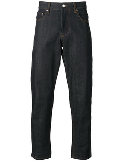 джинсы-морковки с 5 карманами  Ami Alexandre Mattiussi