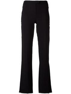 расклешенные брюки Les Copains