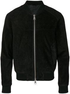 куртка-бомбер на молнии Ami Alexandre Mattiussi
