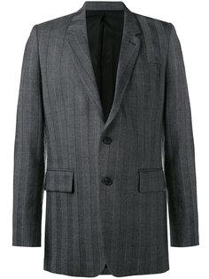 удлиненный пиджак на двух пуговицах Ami Alexandre Mattiussi
