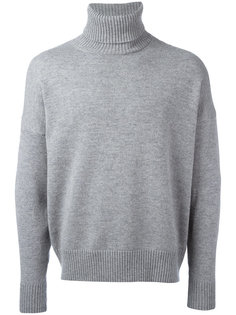 свободный свитер-водолазка  Ami Alexandre Mattiussi