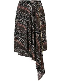 асимметричная юбка Sophie Theallet