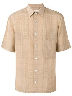 рубашка в клетку Lemaire