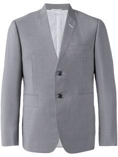пиджак с карманами с листочкой Thom Browne
