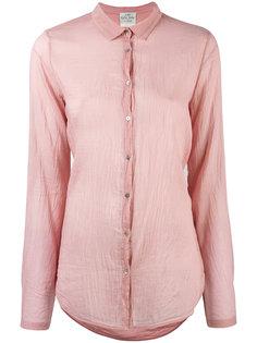 блузка с жатым эффектом Forte Forte