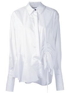 рубашка с завязками Preen By Thornton Bregazzi