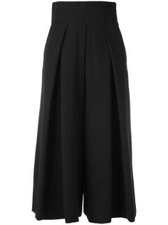 укороченные брюки-палаццо   Milly