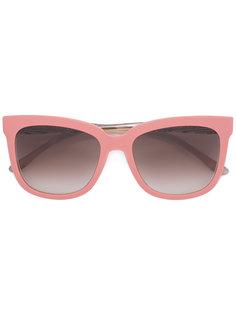 """солнцезащитные очки в оправе """"кошачий глаз"""" Boss Hugo Boss"""