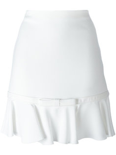 расклешенная мини юбка Giambattista Valli