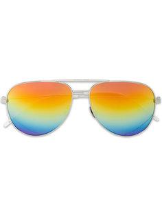 солнцезащитные очки Classic 11 Saint Laurent Eyewear