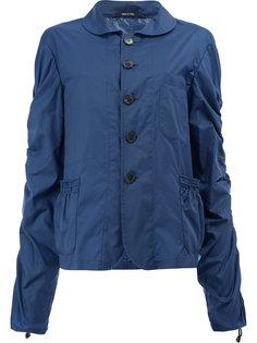 драпированная легкая куртка  Maison Margiela