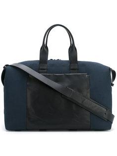 дорожная сумка с накладным карманом Troubadour