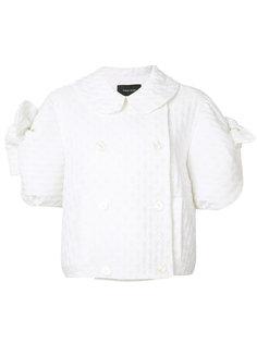 жакет-рубашка свободного кроя Simone Rocha