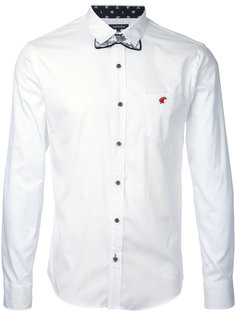 рубашка с аппликацией банта Loveless