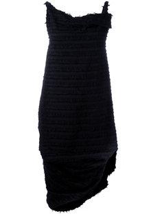 асимметричное платье с бахромой Vivienne Westwood Anglomania