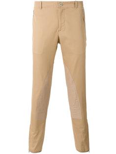 брюки чинос Alexander McQueen