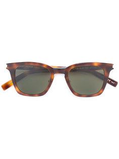 классические солнцезащитные очки 51 Saint Laurent Eyewear