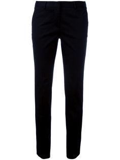 классические укороченные брюки  Alberto Biani