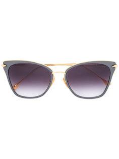 """солнцезащитные очки с оправой """"кошачий глаз"""" Dita Eyewear"""