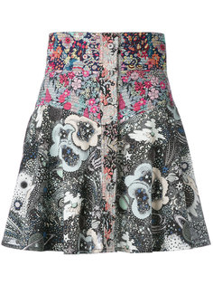 расклешенная юбка с принтом Liberty Olympia Le-Tan